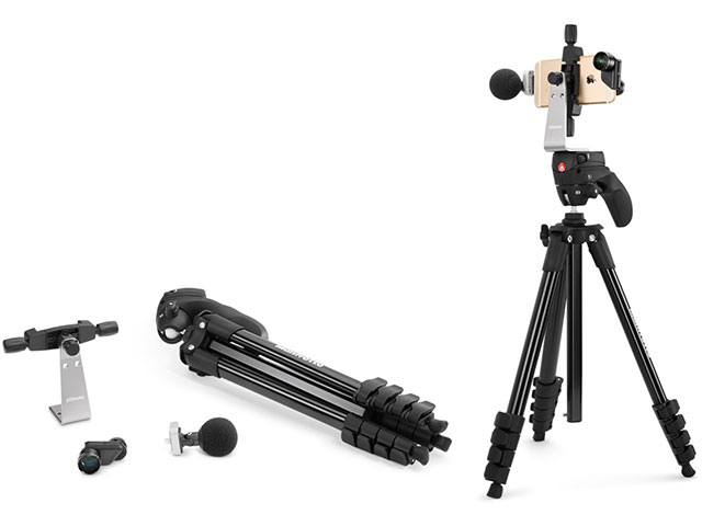 Videography Kit for iPhone 6/6s and iPhone 6 Plus/6s Plus