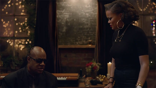 Someday At Christmas - Stevie Wonder + Andra Day