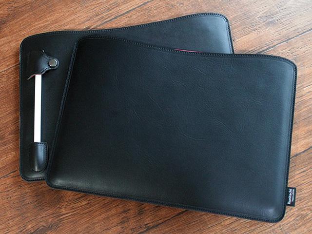 国立商店 職人が作るオイルドレザースリーブ for iPad Pro