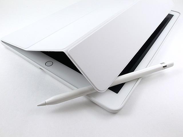 iPad Pro用Smart Coverとシリコーンケース