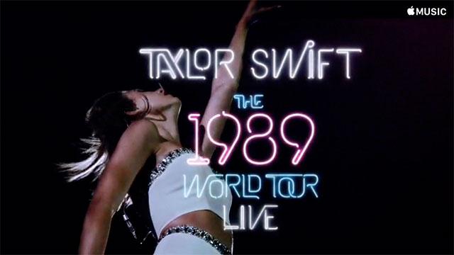 テイラー・スウィフト The 1989 World Tour - Live