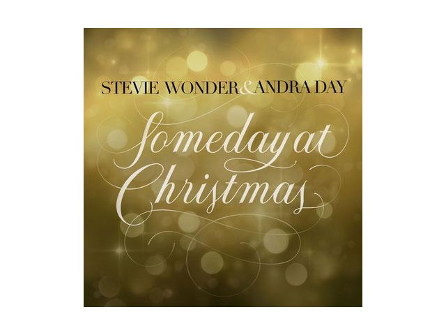 スティーヴィー・ワンダー & Andra Day「Someday at Christmas」