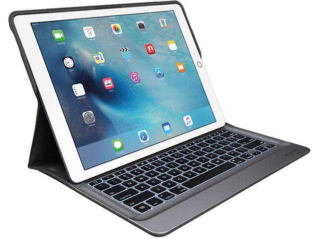 logicool Smart Connector搭載バックライト付きキーボードケース for iPad Pro