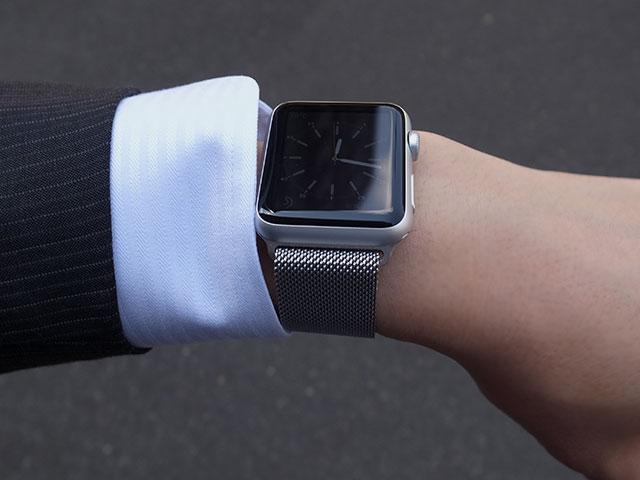 Apple Watch用ミラネーゼループ