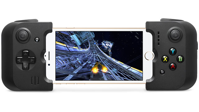 iPhone 6/6 PlusとiPhone 6s/6s Plusに対応するGamevice Controller