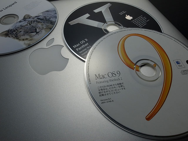 Mac用OS