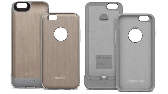moshi iGlaze Ion for iPhone 6/6s