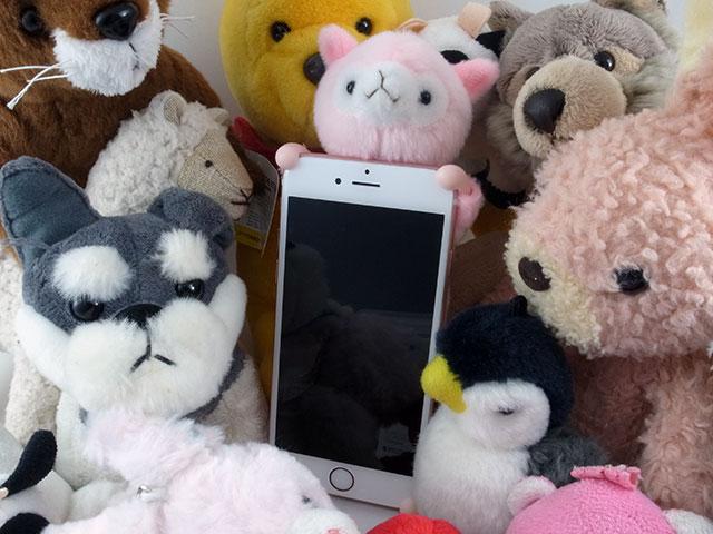 ALPACA iPhoneケース