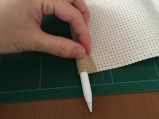 自作Apple Pencilケース