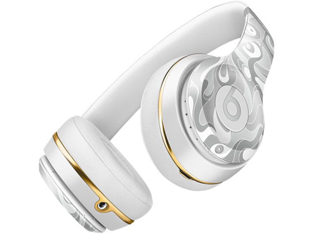 Beats Solo2 Wireless Headphones (Special Edition—Year of the Monkey Design by James Jean)