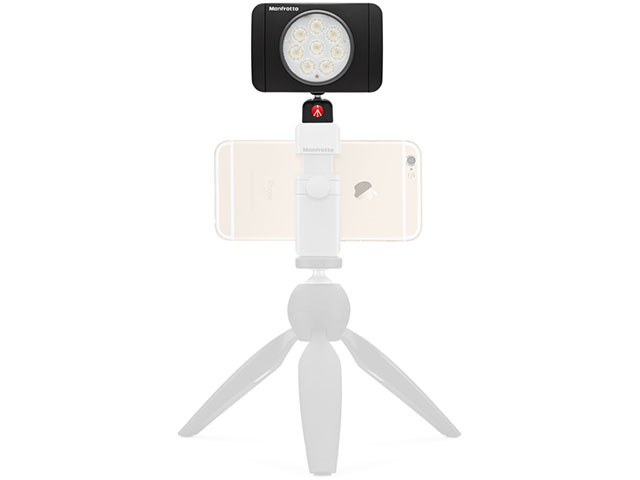 Manfrotto Lumimuse 8 LEDライト