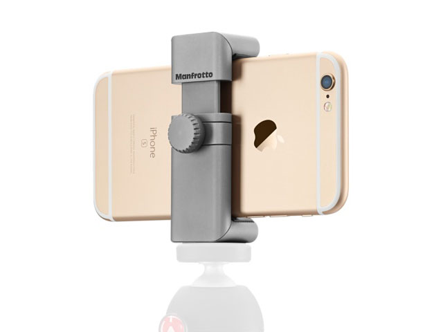 Manfrotto iPhone用TwistGripユニバーサルマウント