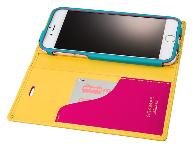 GRAMAS Full Leather Case SAPEUR Limited GRLC634L5 for iPhone 6/6s