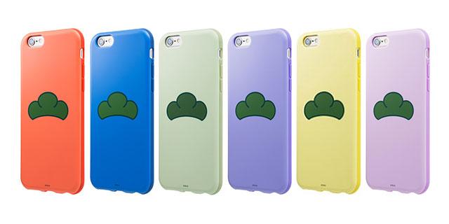 おそ松さん 推し松ケース for iPhone 6s/6