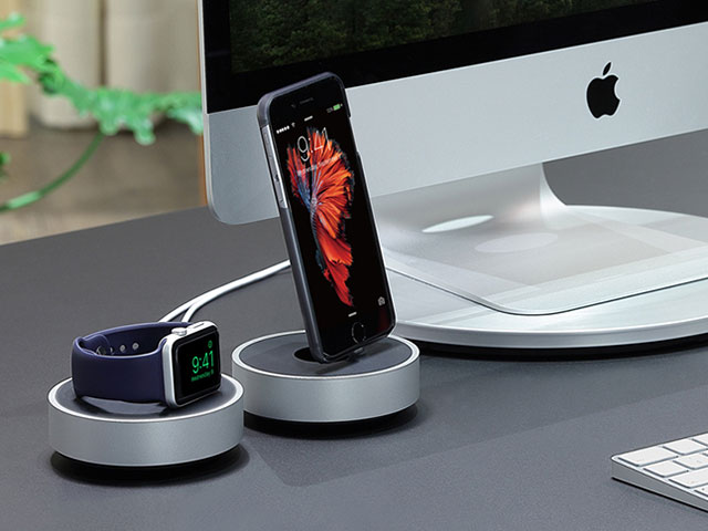 Just Mobile HoverDock for iPhone/Apple Watch