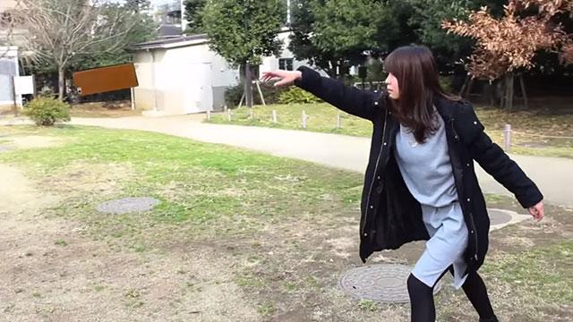 第1回スマホケース投げ世界大会「スマ投げ!」