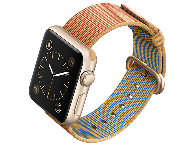 Apple Watch ウーブンナイロン