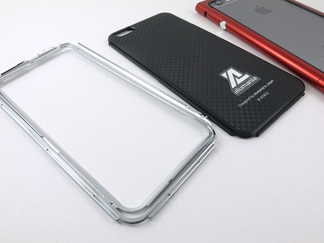 alumania RADICAL LINE Bumper for iPhone 6/6s