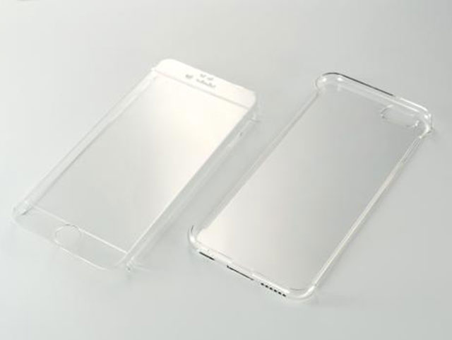 パワーサポート Air Jacket Full Cover for iPhone 6s/6