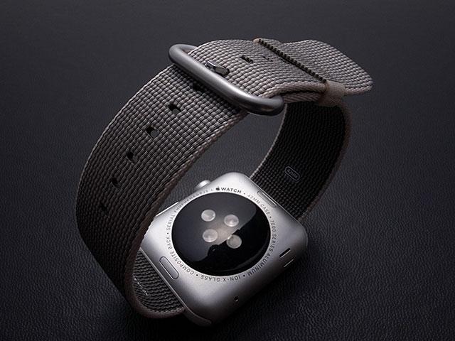 Apple Watch ウーブンナイロンバンド