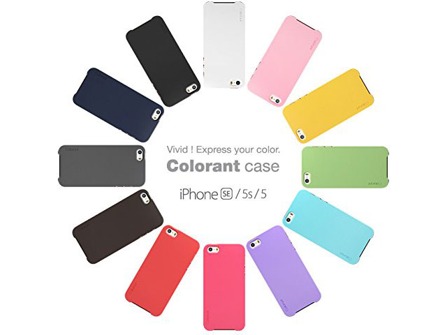 PATCHWORKS Color Case for iPhone SE/5s/5