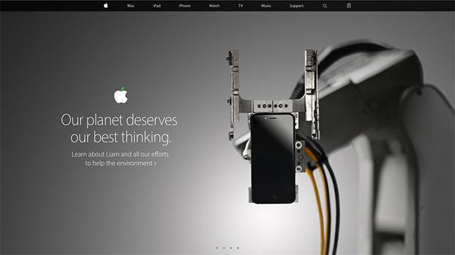 Environment - Apple