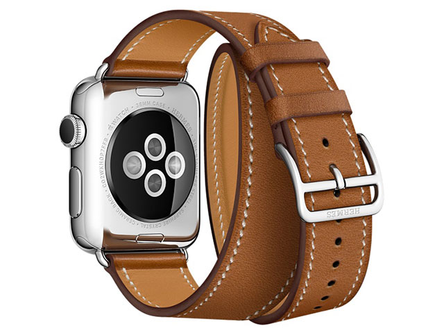 Apple Watch Hermès レザーストラップ