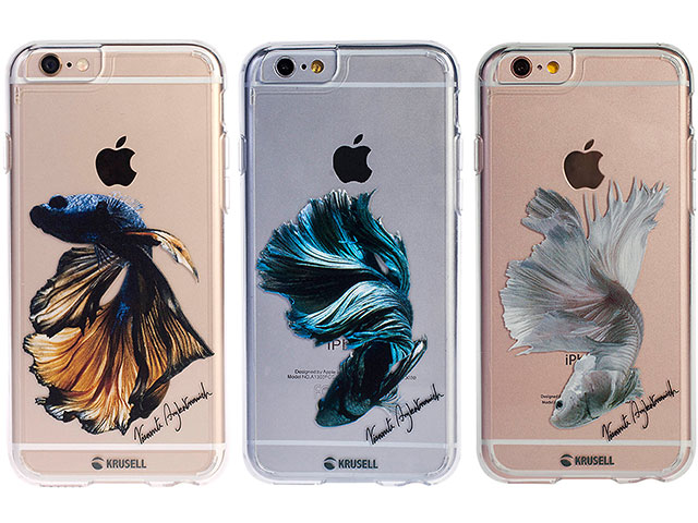 Krusell Kivik Art Cover for iPhone 6s/6