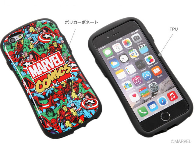 iPhone 6s/6専用 MARVEL iface First Classケース