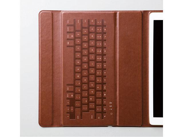 イタリアンソフトレザー Bluetoothキーボード