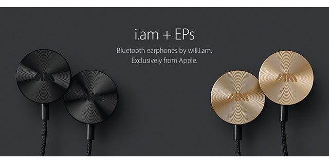 i.am+ EPs Bluetooth Wireless Headphones