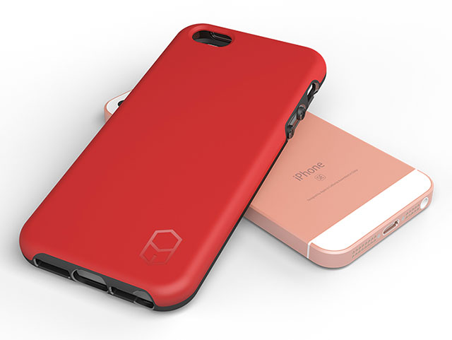 PATCHWORKS Level Case for iPhone SE