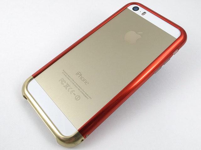 SQ Duralumin Bumper for iPhone SE