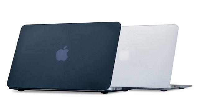 OUTLOUDベーシック MacBook Air 用ハードケース