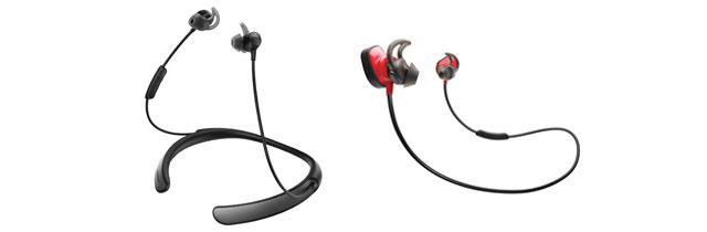 QuietControl 30 wireless headphones/SoundSport Pulse wireless headphones