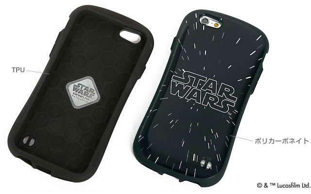 STAR WARS iFace First Classケース