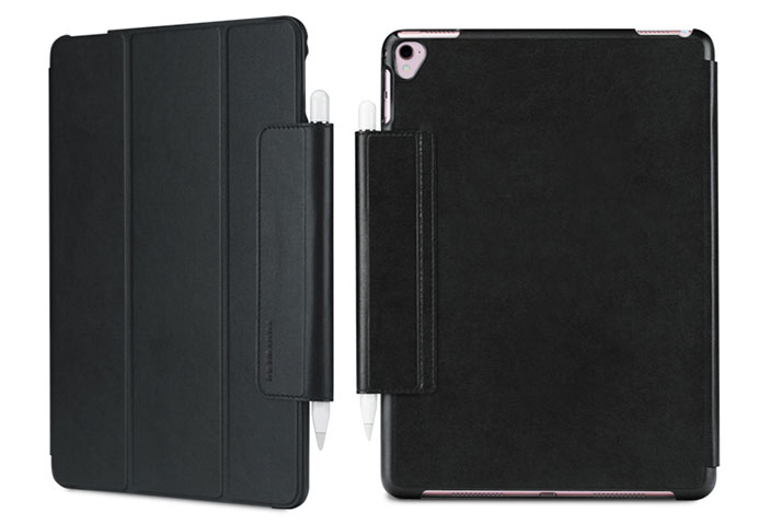 TUNEWEAR LeatherLook SHELL with Front cover for iPad Pro (9.7インチ)