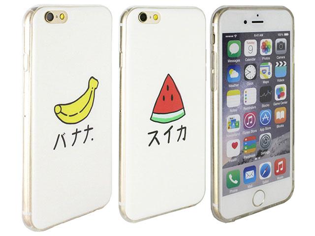 GauGau iPhone 6s/6 4.7 inch DESIGN PRINTS Soft Case