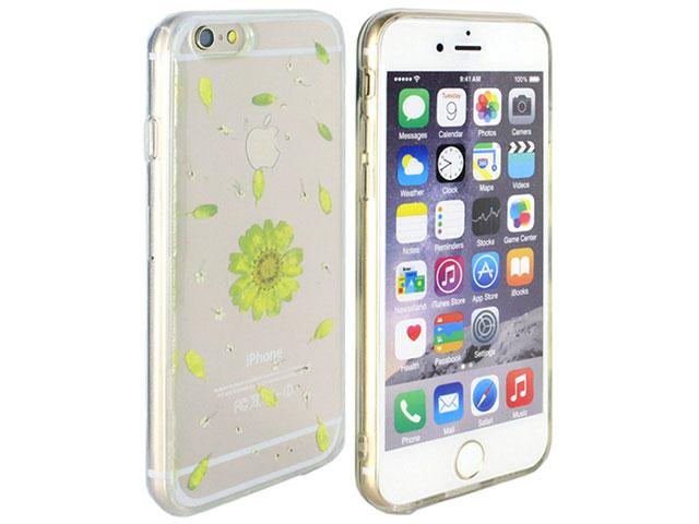 GauGau iPhone 6s/6 4.7 inch Dried Flower TPU Soft Case