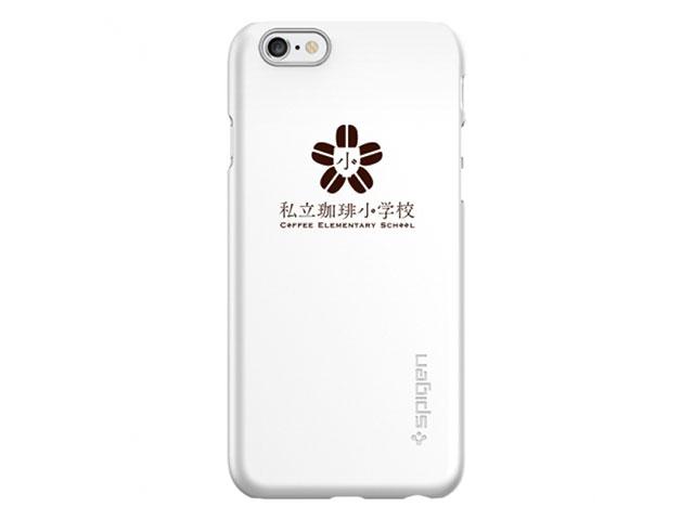 私立珈琲小学校 x Spigen iPhone 6/6sケース