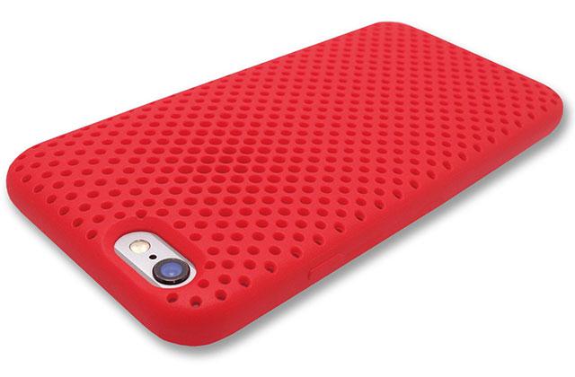 AndMesh iPhone 6s/6 ケース メッシュケース Amazon限定 USAモデル