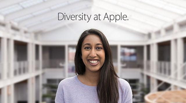 Inclusion & Diversity - Apple