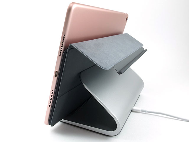 Logi BASE Smart Connector付き充電スタンドiPad Pro用