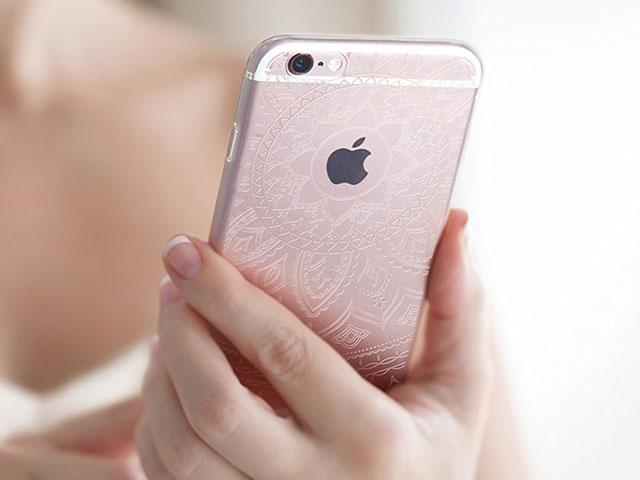 Spigen iPhone 6S ケース リキッドクリスタルシャイン