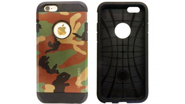 Spigen iPhone 6S ケース タフアーマー リミテッドエディション