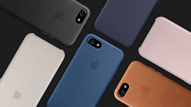 Apple iPhone 7 シリコーンケース・レザーケース