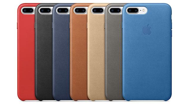 Apple iPhone 7 Plusレザーケース