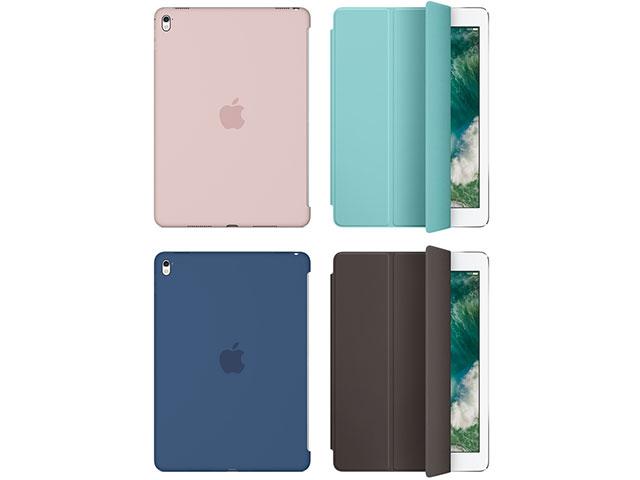 9.7インチiPad Pro用シリコーンケース/Smart Cover