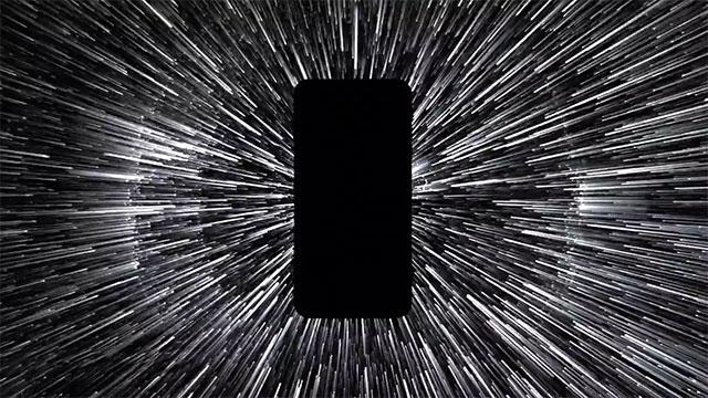 iPhone 7のCM