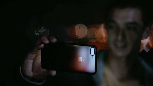 iPhone 7 — Midnight
